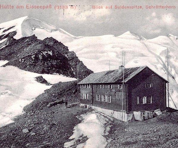 Hallesche Hütte