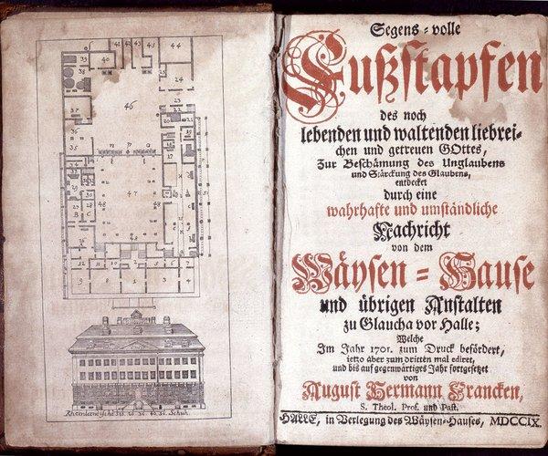 300 Jahre Franckes