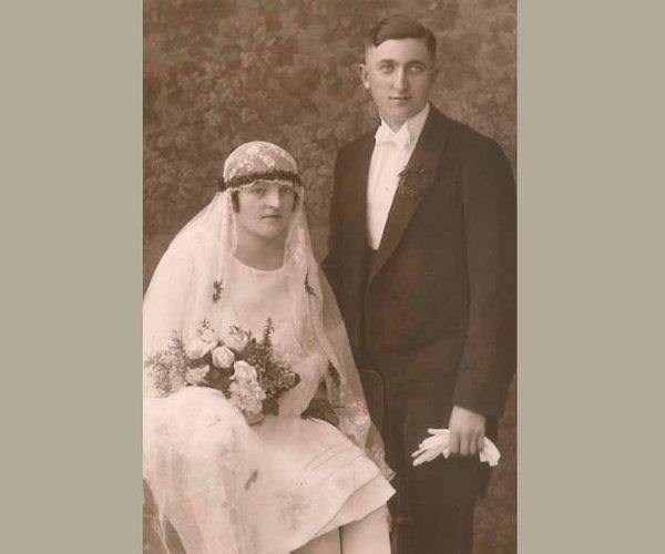 Heiraten um 1900