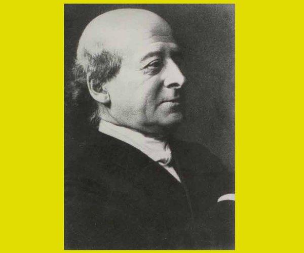 Porträt Rudolf Haym