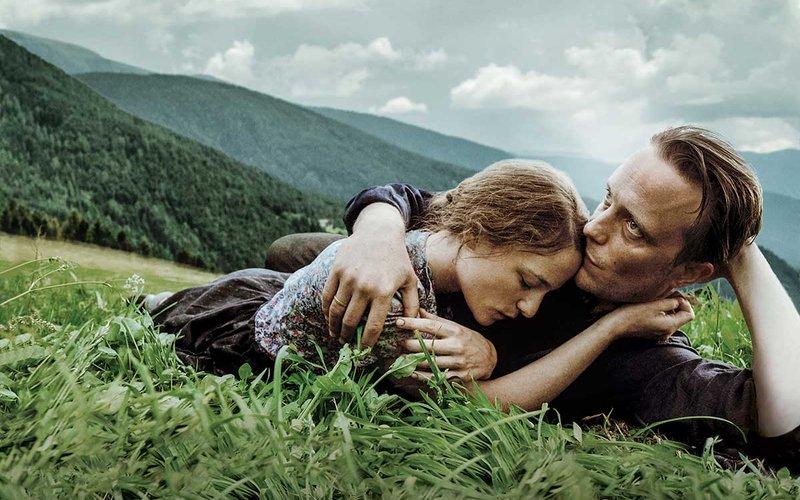 Filmstill - Ein verborgenes Leben