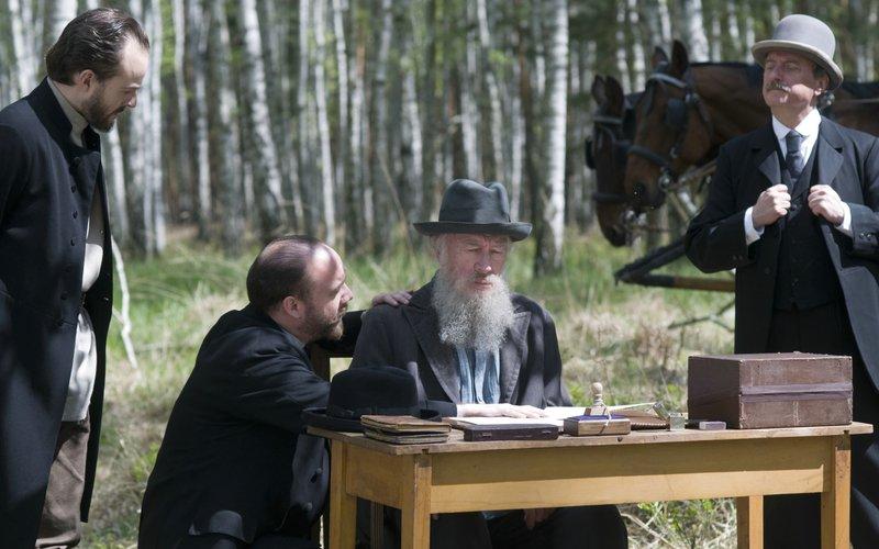 Helen Mirren Ein russischer Sommer