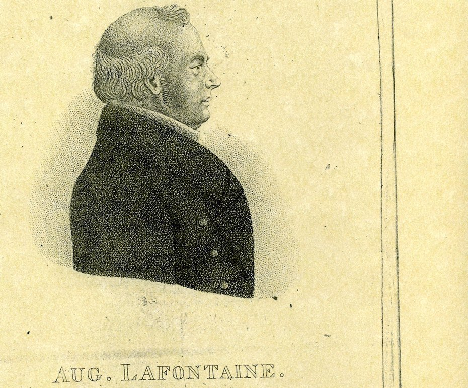 August Lafontaine