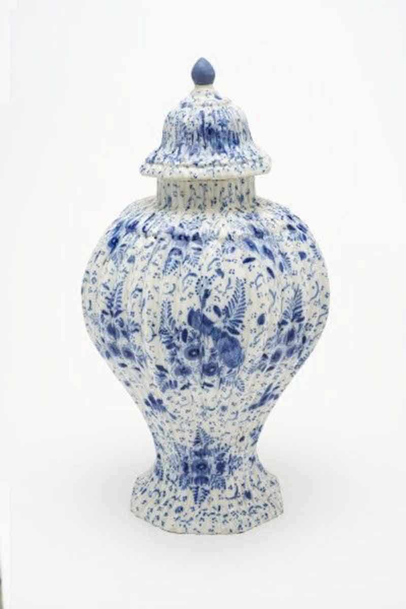 Delft Porcelain. Europäische Fayencen