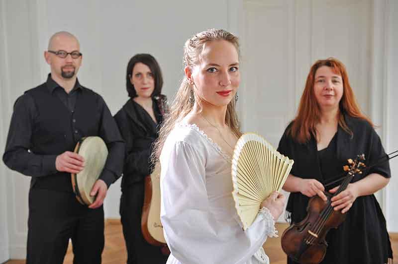Musik im Händel-Haus: Die Hüterinnen der Geheimnisse