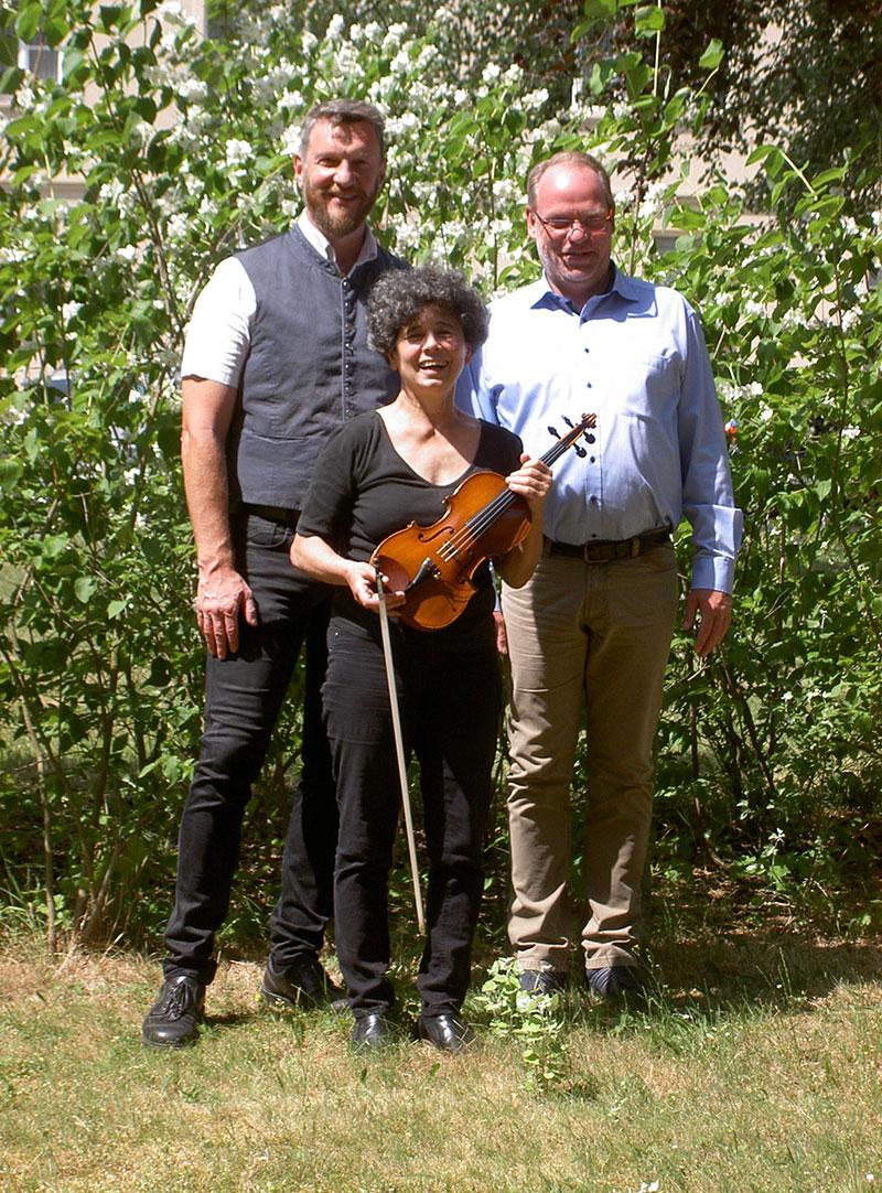 zum Landsberger Bergfest: Die Virtuosen