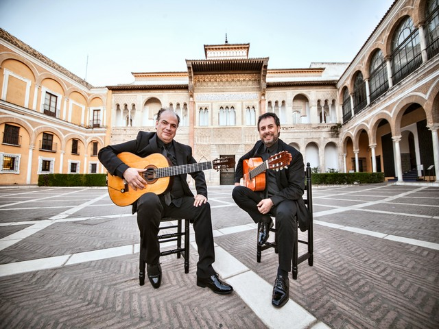 "in concert: ANTONIO ANDRADE |DUO| ""GUITARRAS FLAMENCAS """
