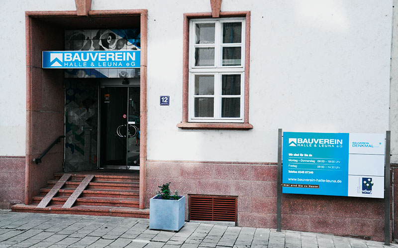 Bauverein Halle & Leuna eG in Halle