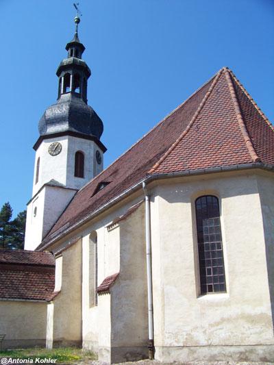 Beesener Kirche St. Elisabeth in Halle