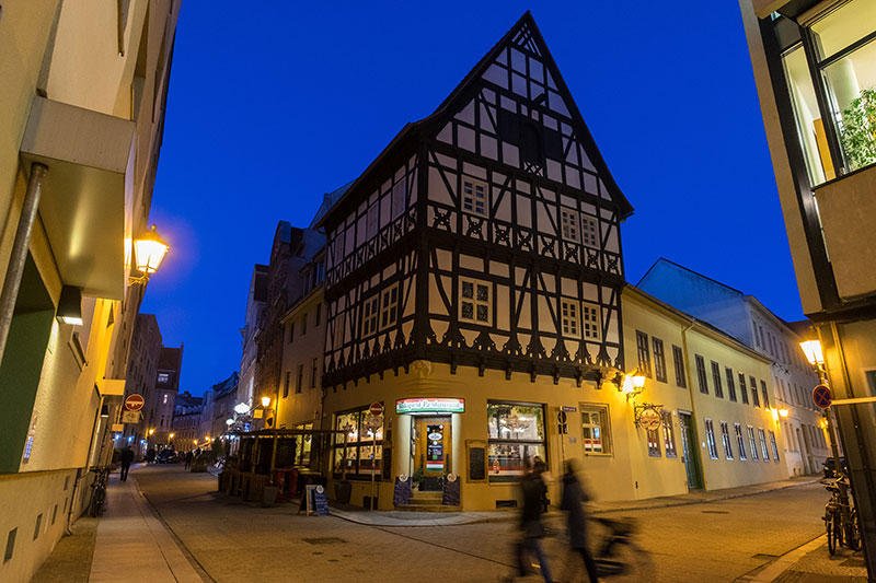 Budapest Restaurant in Halle