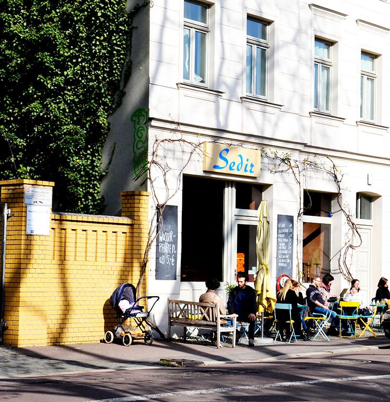 Café Sedir in Halle