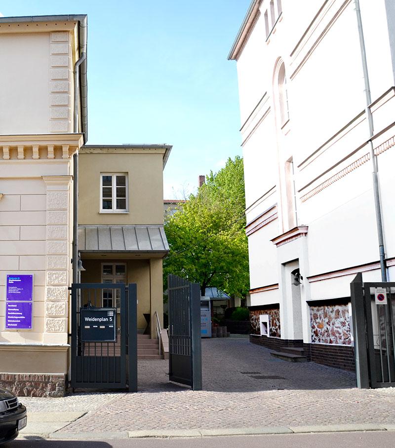 Evangelische Stadtmission in Halle