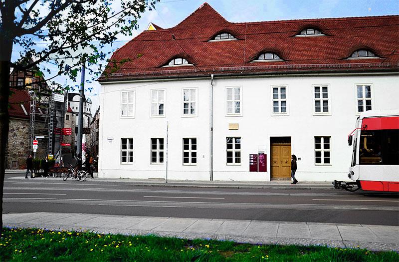 Wilhelm-Friedemann-Bach-Haus in Halle