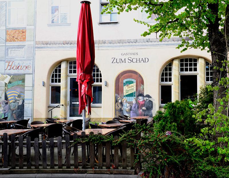 Gasthaus Zum Schad in Halle