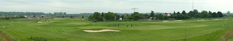Golfpark Hufeisensee in Halle