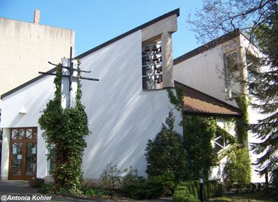 Heilig-Kreuz-Kirche in Halle