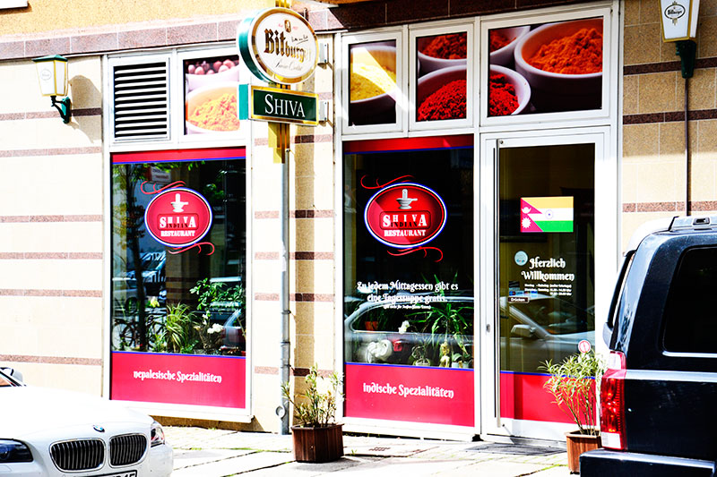 Shiva Indian Restaurant in Halle