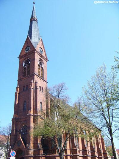 Johanneskirche in Halle