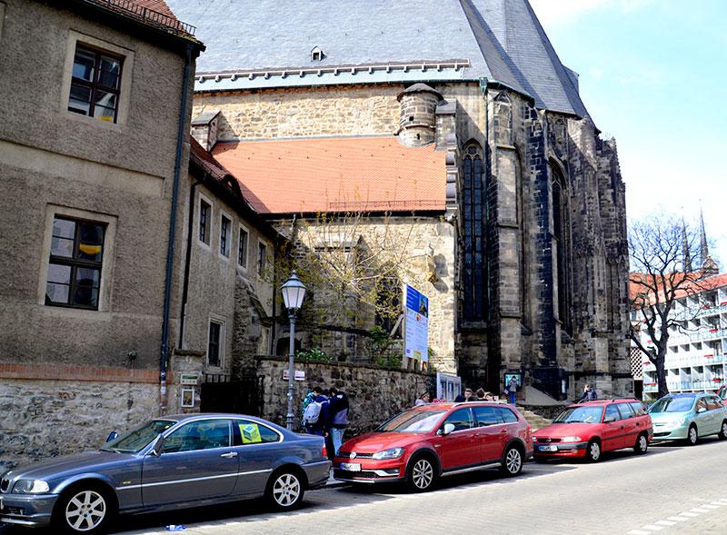 Katholische Akademie in Halle