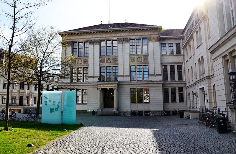 Melanchthonianum  in Halle