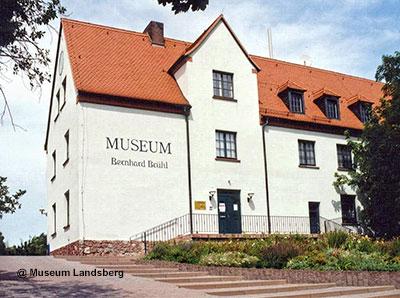 Museum Bernhard Brühl Landsberg in Landsberg