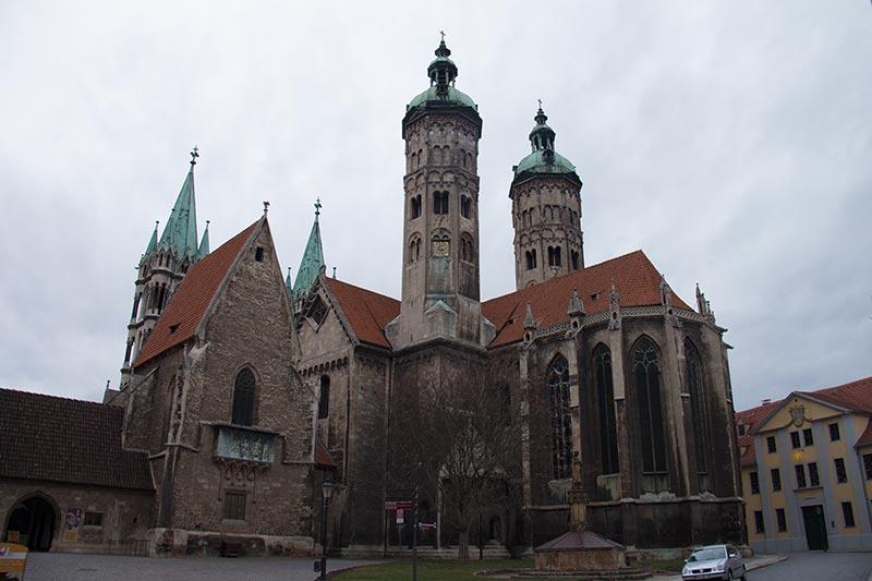 Naumburger Dom in Naumburg