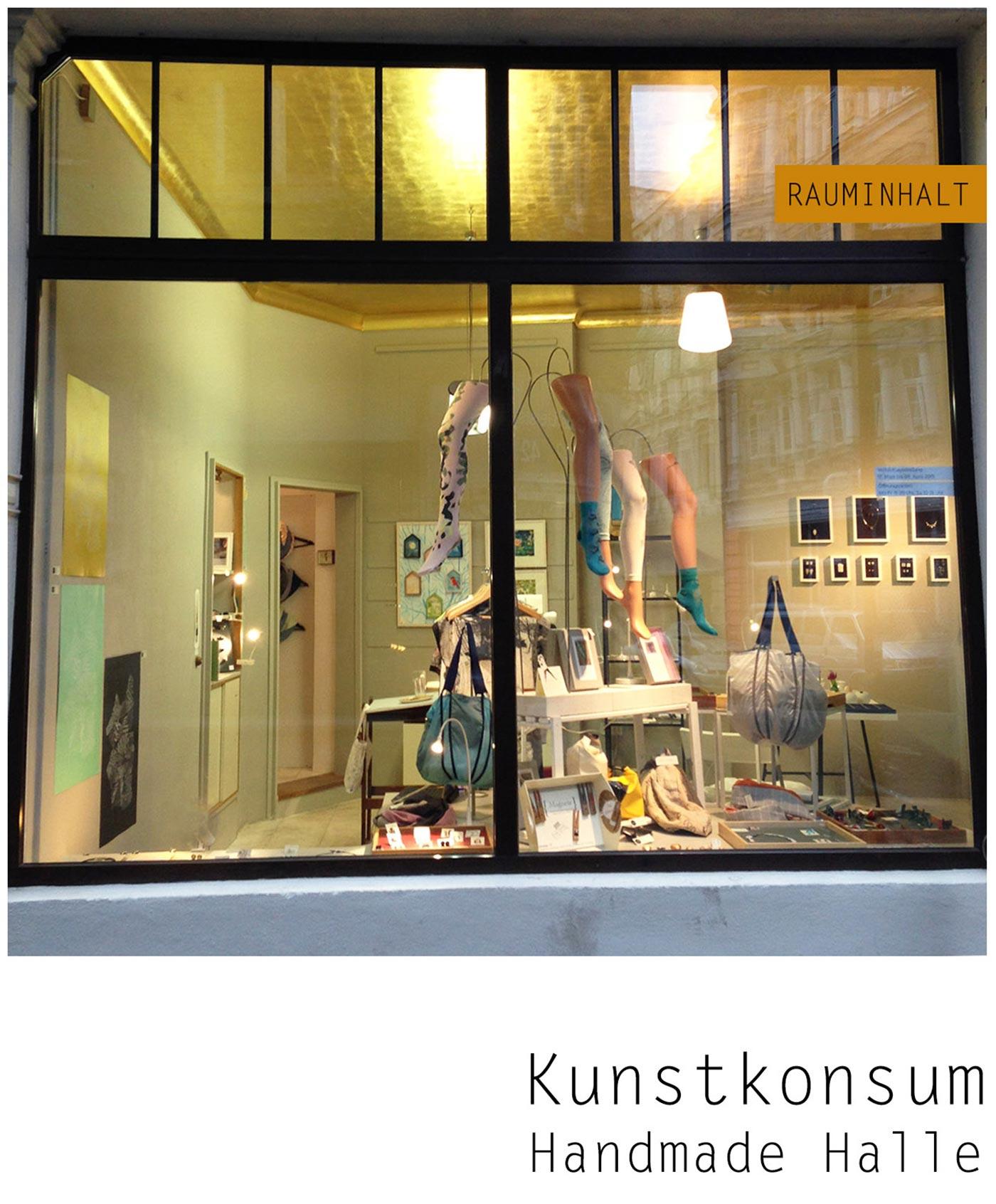 Rauminhalt in Halle