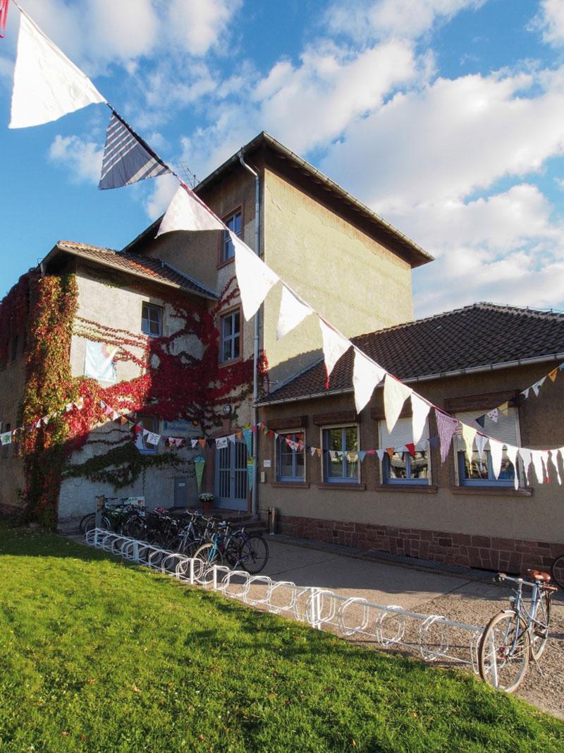 Bildungshaus Riesenklein in Halle
