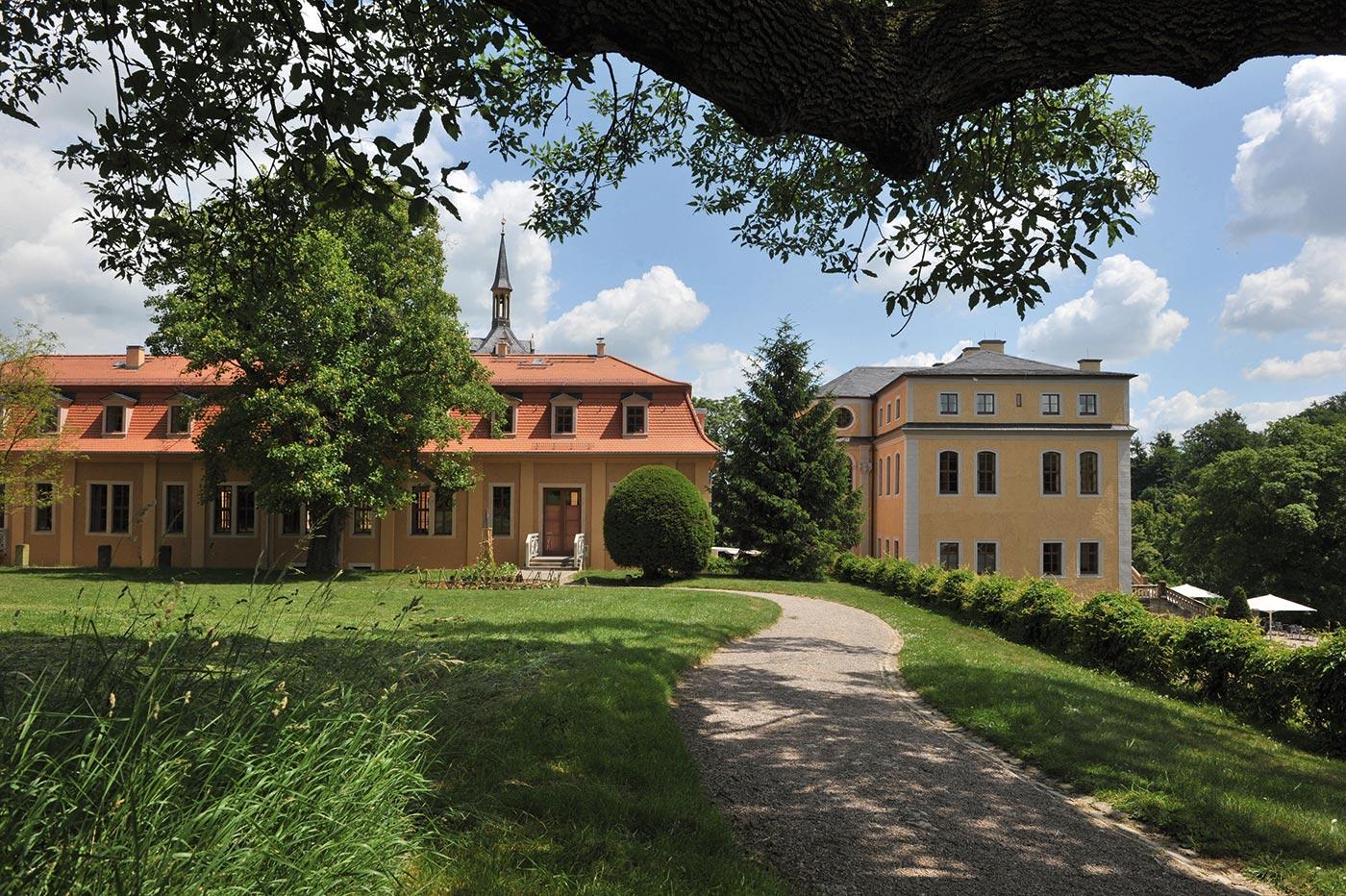 Schloss Ettersburg in Ettersburg