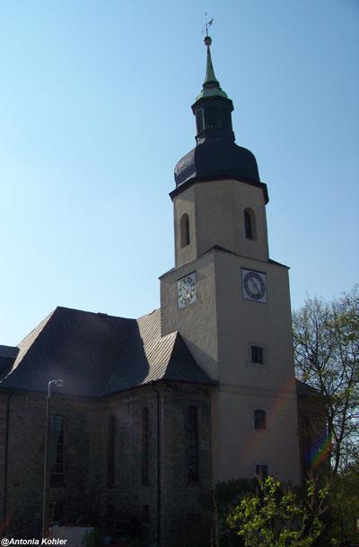St. Georgen-Kirche in Halle