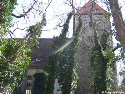 St. Getraud-Kirche Reideburg in Halle