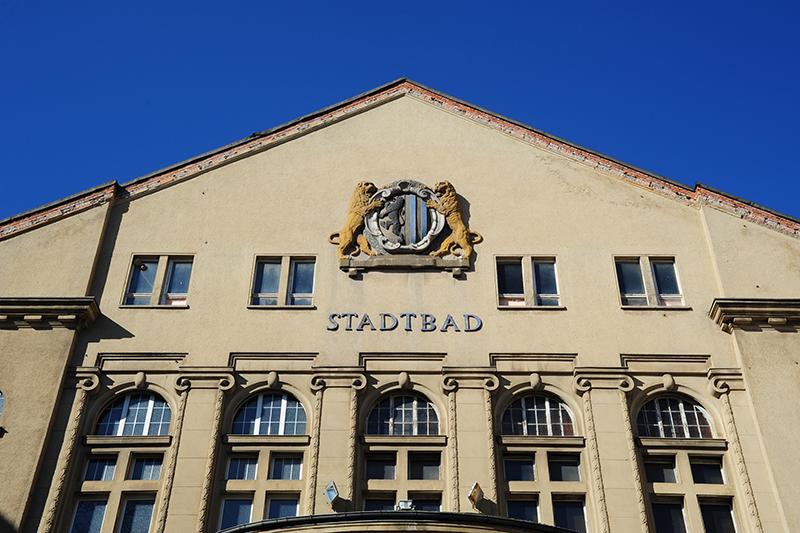 Stadtbad Leipzig in Leipzig