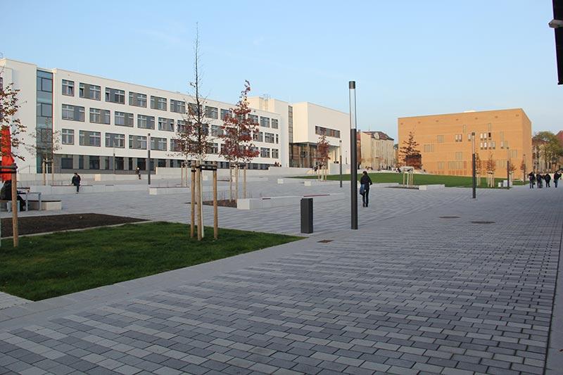 Steintor-Campus in Halle