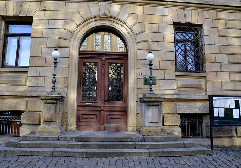 Universitäts- und Landesbibliothek in Halle