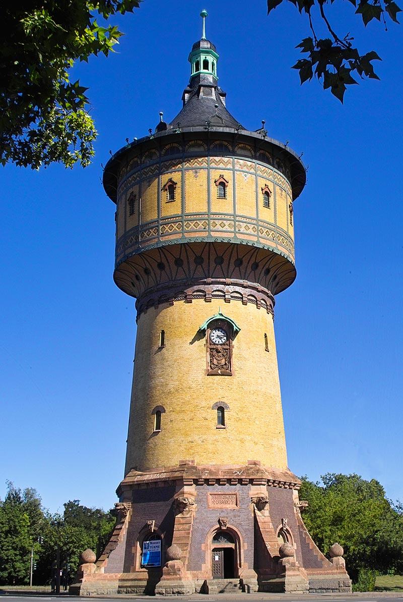 Wasserturm Nord in Halle