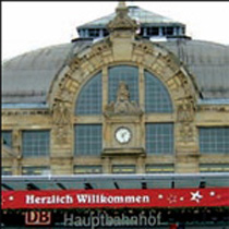 Hauptbahnhof Halle in Halle