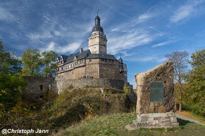 Burg Falkenstein in Falkenstein/Harz