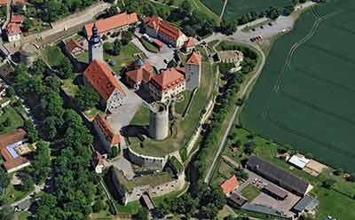 Burg Querfurt in Querfurt