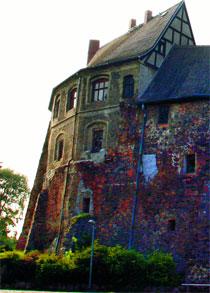 Burg Roßlau in Dessau-Roßlau