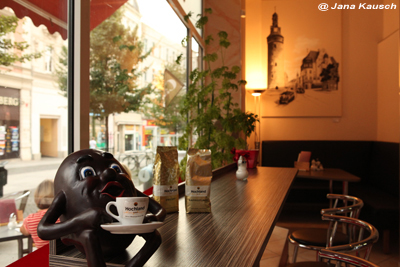 Avecio Café & Shop in Halle