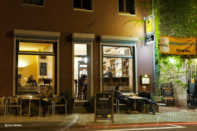 Cafe Deix in Halle