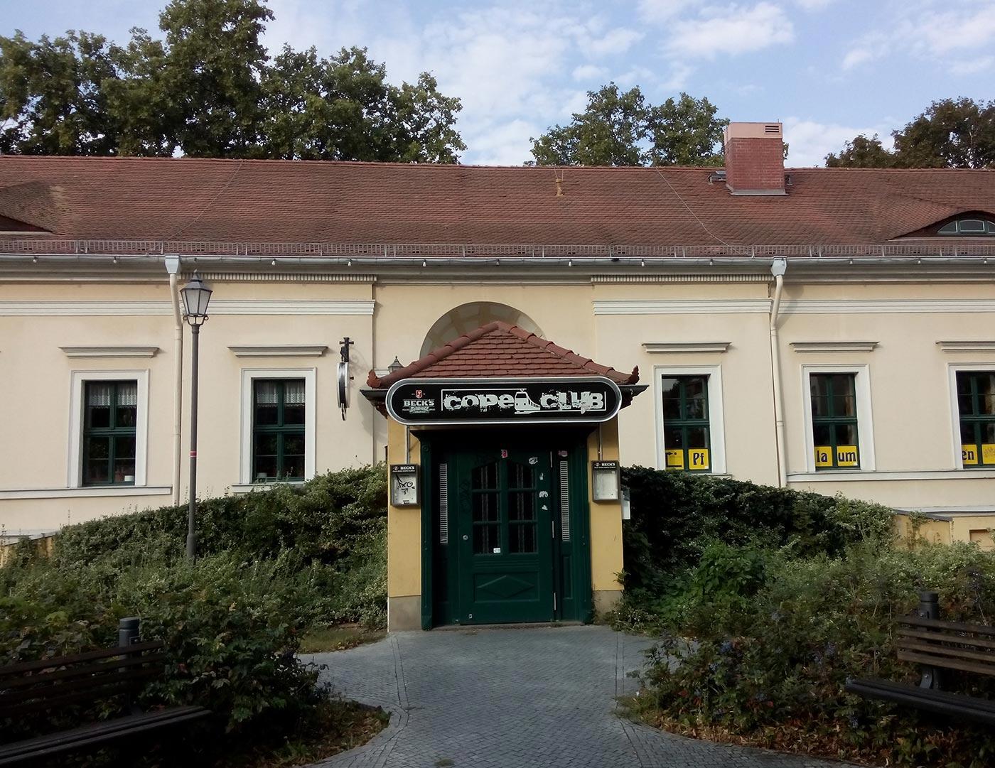 Cope Club in Merseburg