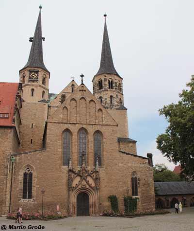 Dom zu Merseburg in Merseburg