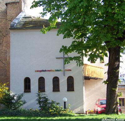 Evangelisch-methodistische Kirche in Halle