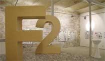 f2 – halle für kunst in Halle