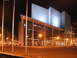 Georg-Friedrich-Händel Halle  in Halle