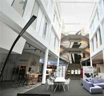 Intecta-Kreativquartier in Halle
