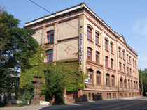 Künstlerhaus 188 in Halle