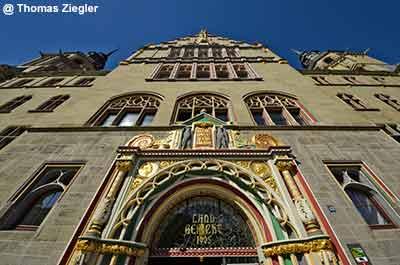 Landgericht Halle in Halle