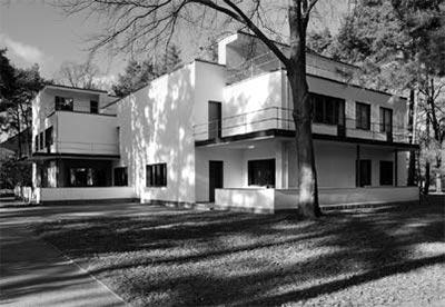 Gropiushaus Dessau in Dessau-Roßlau